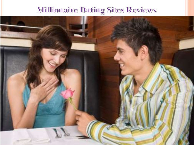 Exclusive millionaire dating
