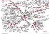 Mind maps pathology female reproductive system and breast