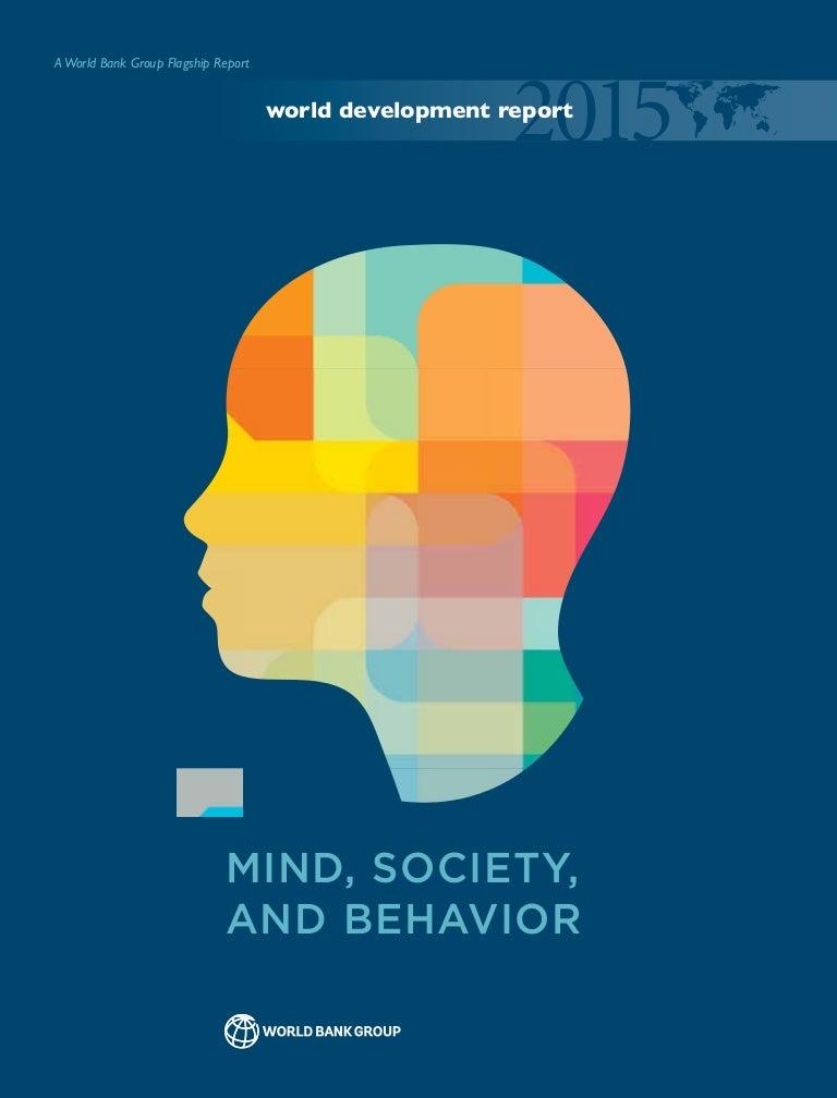 World bank report mind societybehaviour fandeluxe Choice Image