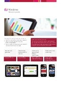 Mindtree's mobility services.
