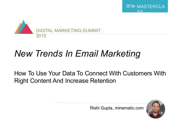 Minematic At Digital Marketing Summit 2015