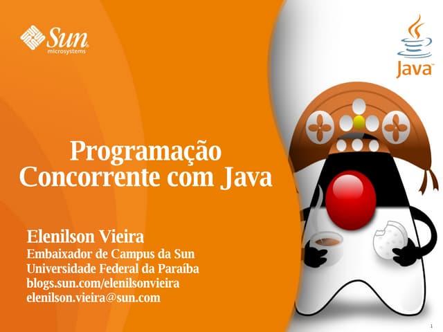 Concorrência com Java