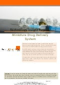 Miniature Drug Delivery Systems