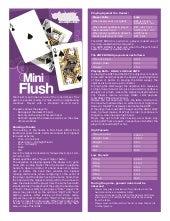 flush hands