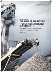 The Mine of the Future