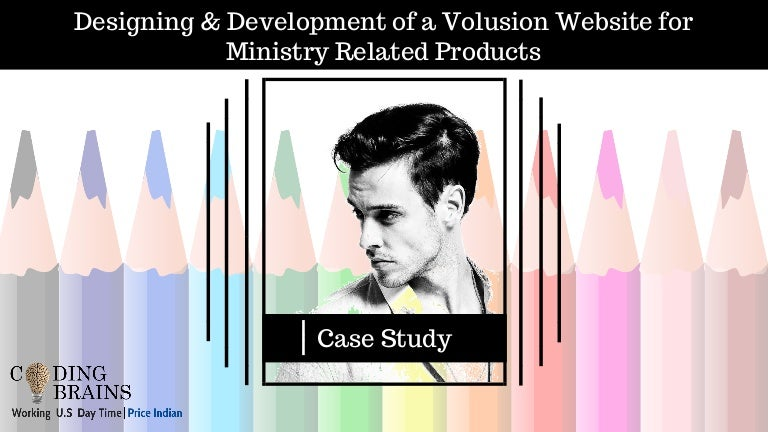 Ministry Ideaz | Development of Volusion Website | Case Study
