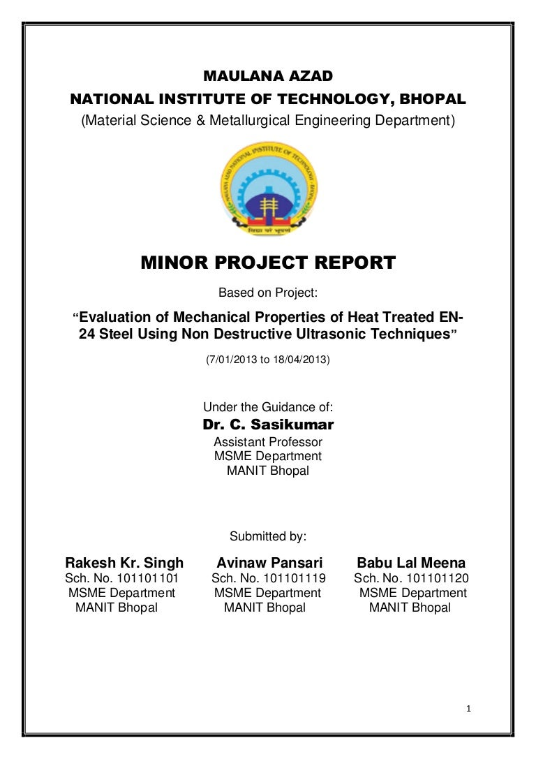 Project Report Circuitprojectscomultrasonic Oscillations Which