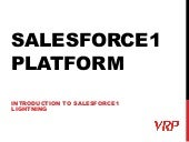 Salesforce1 Platform