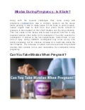 Miralax During Pregnancy : Is It Safe?
