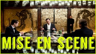 Film Language: Mise-En-Scene explanation and examples.