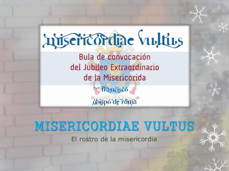 Misericordiae Vultus Pdf English