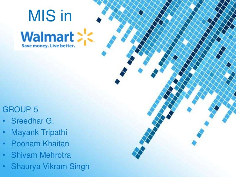 mis in walmart, Walmart Template Presentation, Presentation templates