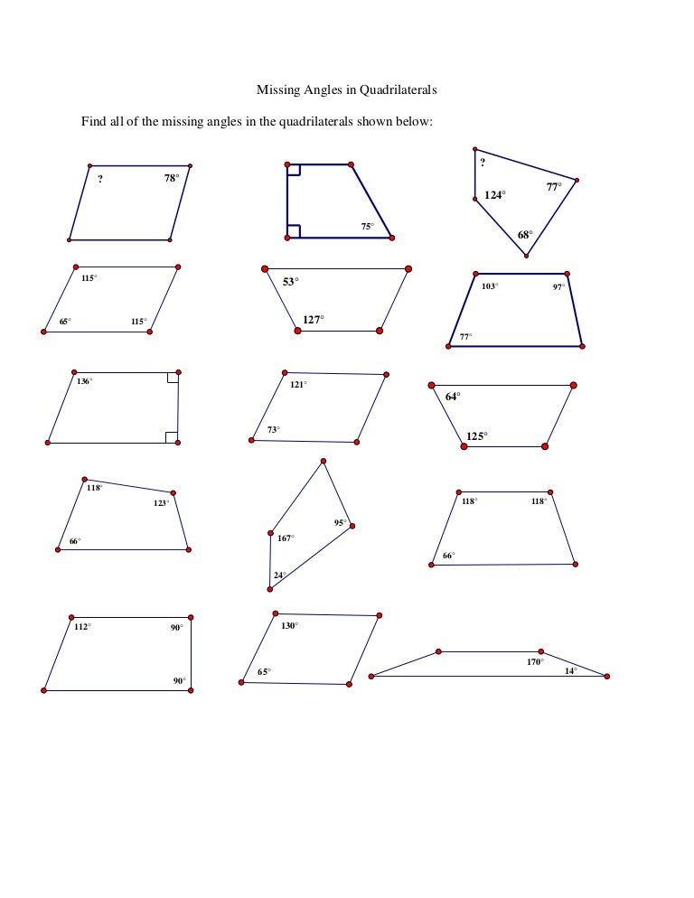 Missing Angles In Triangles Worksheet Tes   Homeshealth.info