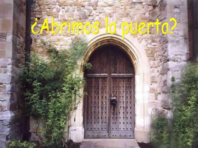 Misterio de las puertas