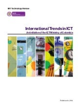 MIT TR - Colombia ICT Ecosystems - Intl Trends in ICT - Rpt 1 - Jan 28 2014