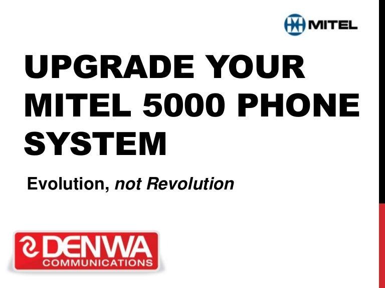 Mitel firmware download