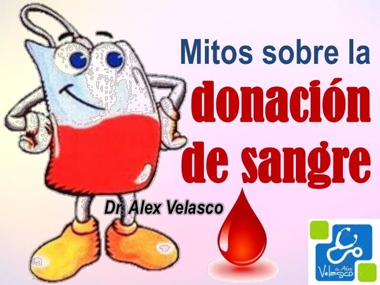 Paciente hipertenso puede donar sangre