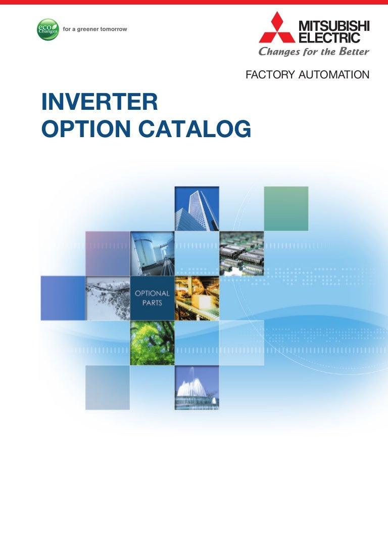 Mitsubishi Inverter Option Catalog Dienhathevn 12vdc To 220vac With Sine Wave Outputcircuit Diagram World