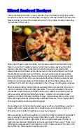 Mixed Seafood Recipes