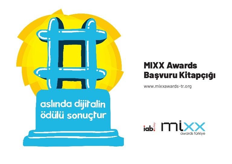 6ab731257a34e 8. MIXX Awards Türkiye Katılım Kitapçığı