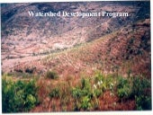 MKCL watershed management
