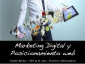 Marketing Digital en Dominios Latinoamérica