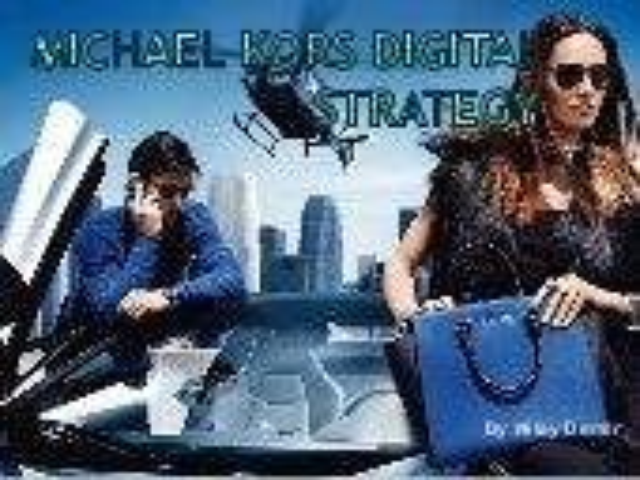 Michael Kors Digital Marketing Strategy