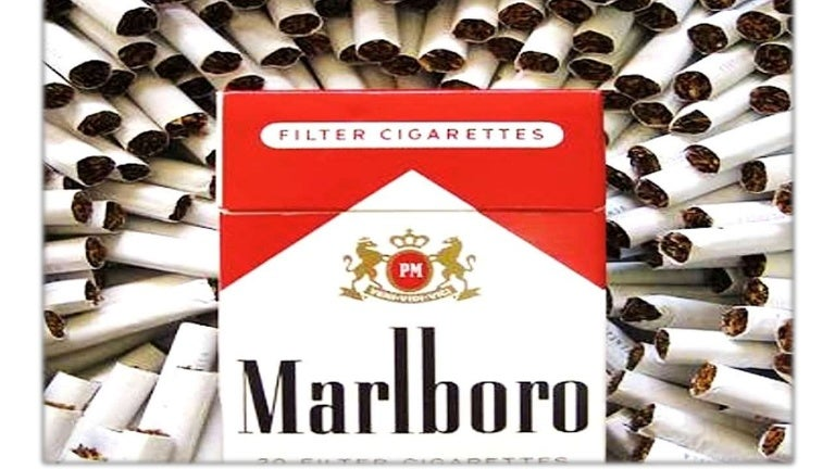 What is Marlboro lights special blend