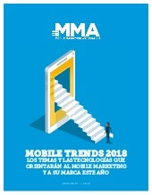 Mobile Trends 2018- Spanish Version