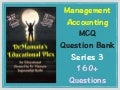 Management Accounting MCQS 3 by Dr Mamata Rathi