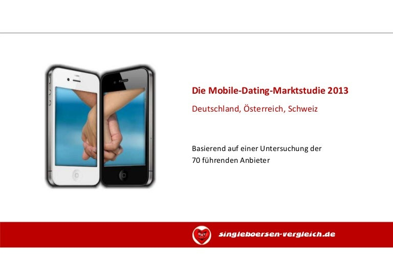 Mobile Dating-App schweiz