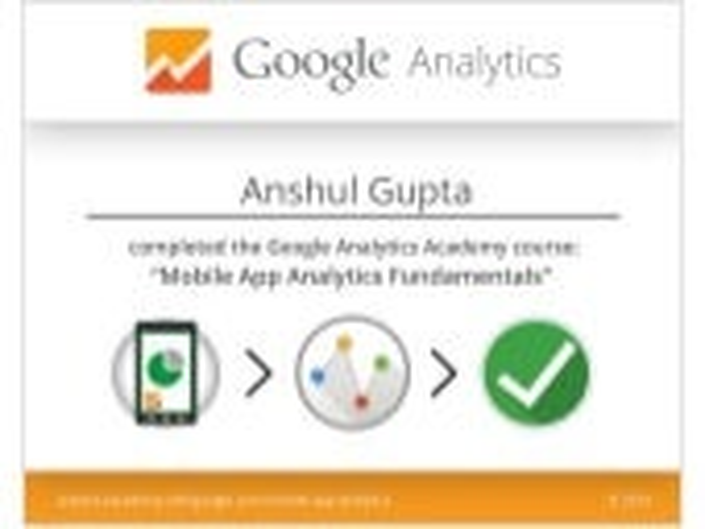 Mobile App Analytics Fundamentals