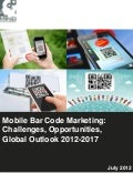 Mobile barcodes marketing 2012-2017