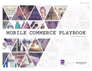 PSFK presents the Mobile Commerce Playbook