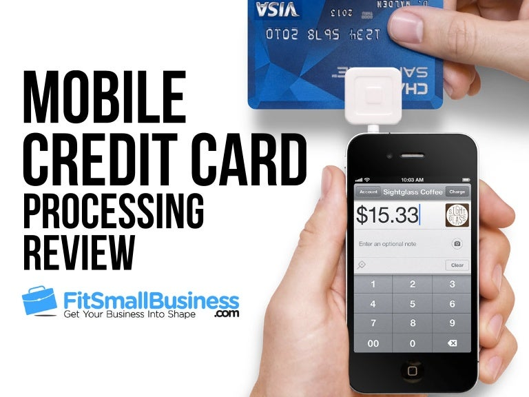 Mobile credit card processing the top 4 options compared reheart Gallery