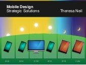 Mobile Design. Strategic Solutions.