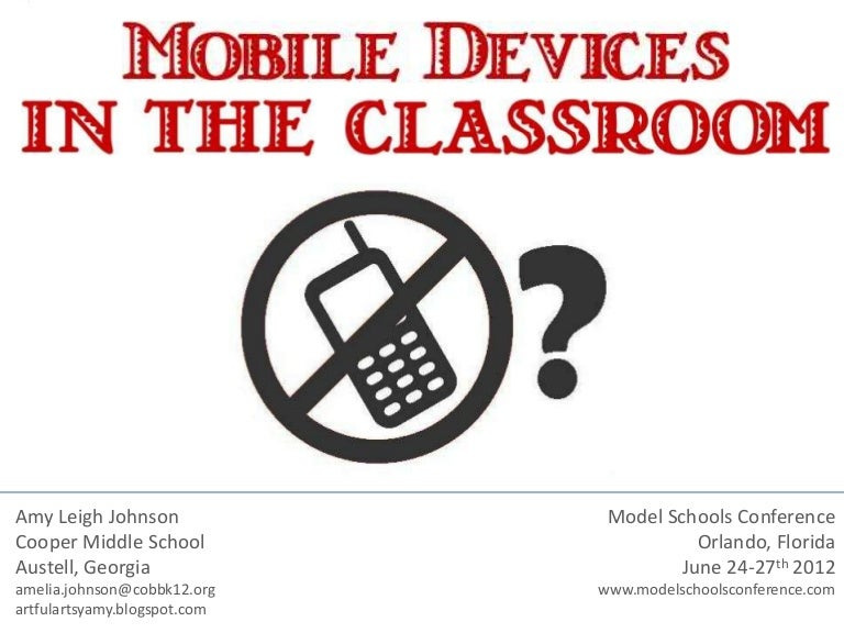 Mobile devices in education fandeluxe Images