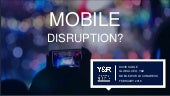 Y&R Global CEO David Sable on Mobile Disruption at 2016 Mobile World Congress