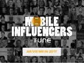 55 marketing influencers: How brands should use virtual reality, augmented reality, and mixed reality