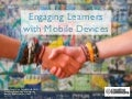 Engaging Learners with Mobile Devices by Graham Attwell