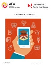 Mobile learning 2