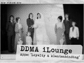 iLounge Mobile Loyalty (DDMA) door Richard Otto