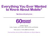 Mobile Marketing 101: How to Set-Up and Run a Mobile Marketing Campaign