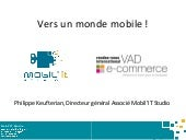 Mobile marketing   : vers un monde mobile - 2010