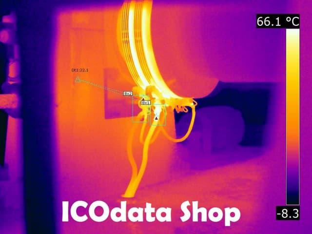 Mobiles gaswarnsystem zur bereichsüberwachung