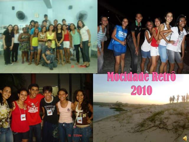 Mocidade retrô 2010