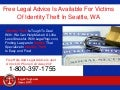Free Legal Advice Is Available For Victims Of Identity Theft In Seattle, WA