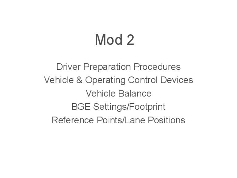 module 7 topic 3 drivers ed answers
