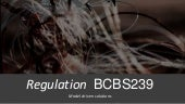 London Financial Modelling Group 2015 04 30 - Model driven solutions to BCBS239
