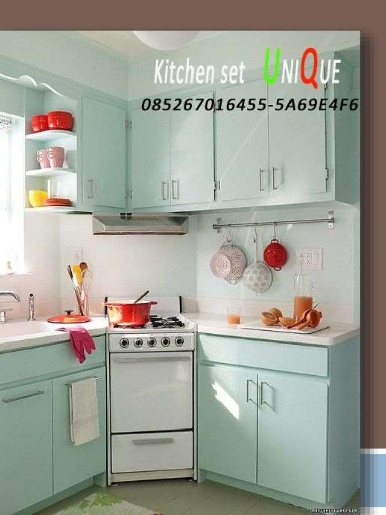 Model Kitchen Set Minimalis Aluminium Harga Kitchen Set Aluminium Mi